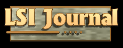 LSI Journal page header
